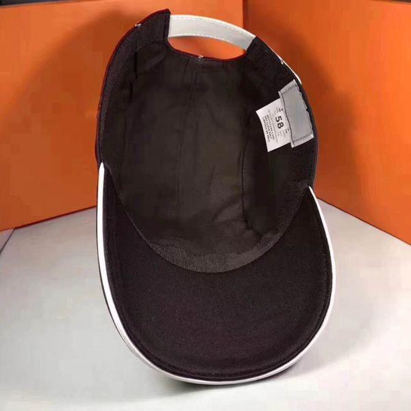 Primavera de alta qualidade da moda homens e mulheres chapéus de designer de lã quente chapéu de lazer ao ar livre bola tampas com caixa