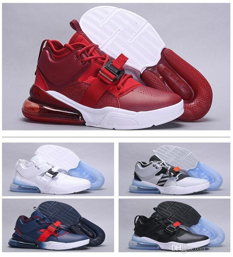 57232ad4fd5b7 AIR New Sportswear Force 270 Casual Shoes For Men   Women ...