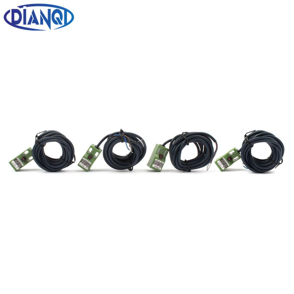 2019 Dianqi Inductive Proximity Sensor Sn04 N N2 P P2 Sensors Dc Npn Pnp No Nc 4mm 6 36v Switch From Samanthe