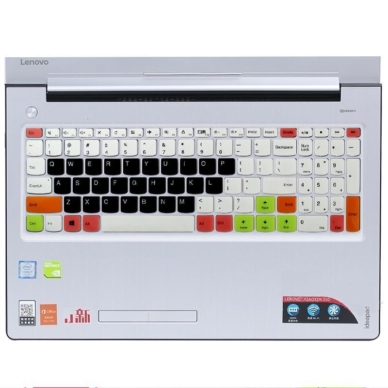 purchase cheap 2309c 6fb5d 2017 new 15.6 inch Laptop Keyboard Skin Cover for Lenovo IdeaPad 510 110 15  110-15 V110 V110-15 V310 15ISK Flex 4 15 Notebook