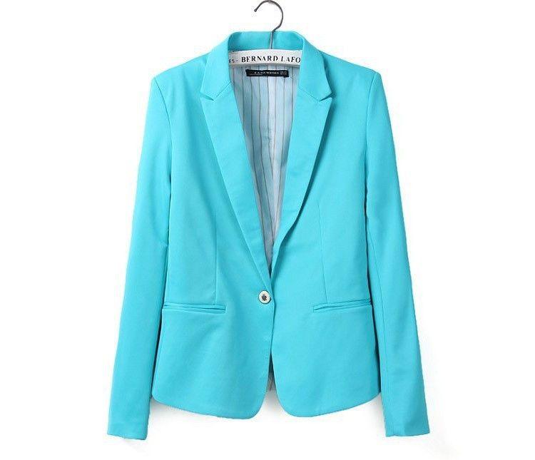 Lowest Fall Promotion blazer women suit blazer foldable brand jacket spandex with lining Vogue refresh blazers