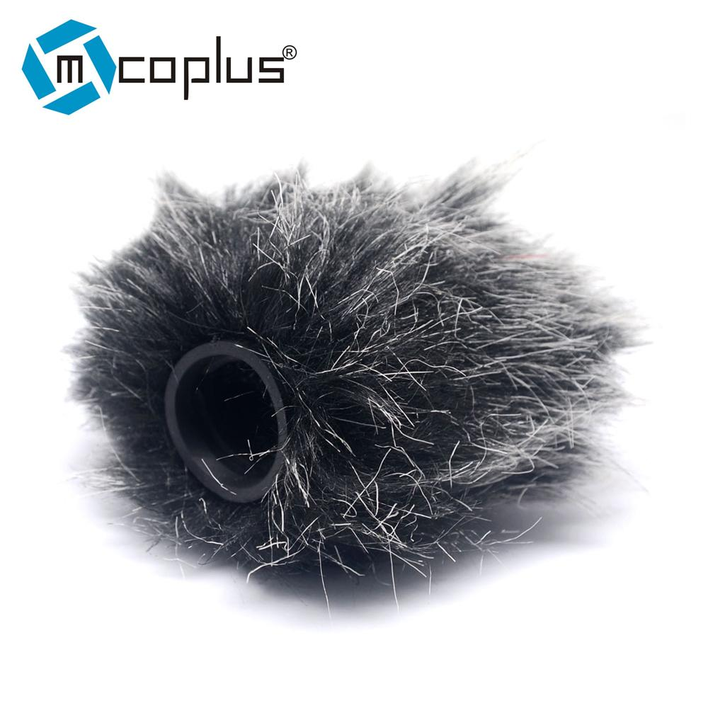 2018 Mcoplus Microphone Outdoor Wind Cover Shield For Rode Videomic Me Voice Recording Pen From Newgema 211