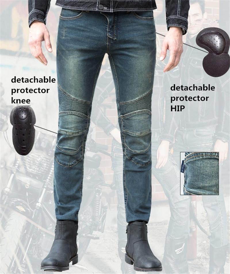 fe114229a126a Compre Uglybros Featherbed Jeans Azul Negro Gris Azul Motocicleta  Pantalones Motocicleta Jeans Pantalon Moto Homme Avec Protección A  152.74  Del Ayintian ...