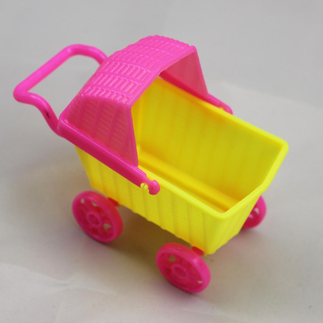 cf6c9ae821af Kids Toy Dollhouse Kelly Mini Trolley Shopping Cart Dolls For Kelly ...