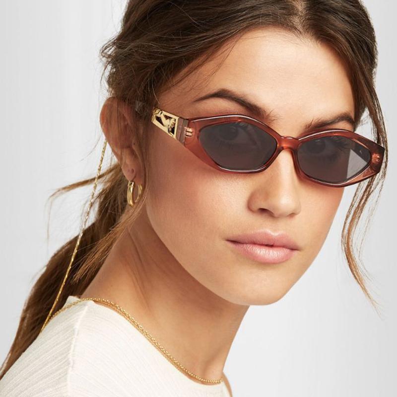 0c2f63c34d Qpeclou New Brand Modern Cat Eye Sunglasses Women Cheetah Sun Glasses  Female 2018 Eyewear Men Unique Eyeglasses Uv400 Designer Eyeglasses Womens  Sunglasses ...
