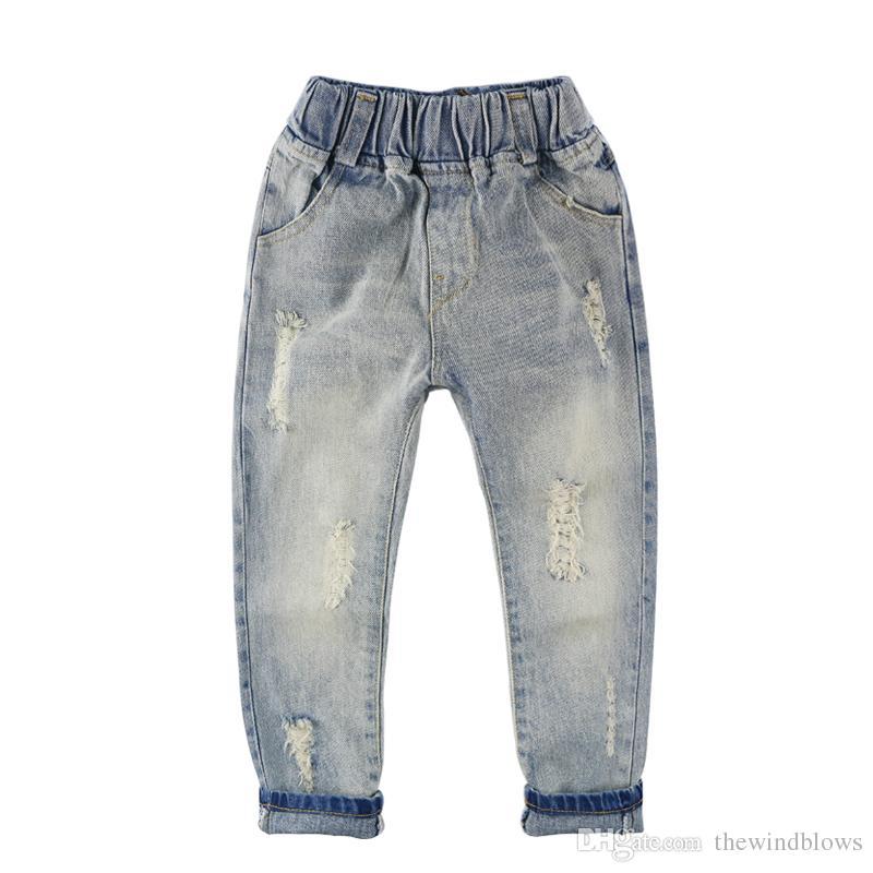 Para Ropa Compre Niños Niñas Pantalones Nueva Moda Vaqueros EUw8qgO 2f0ee1d208d