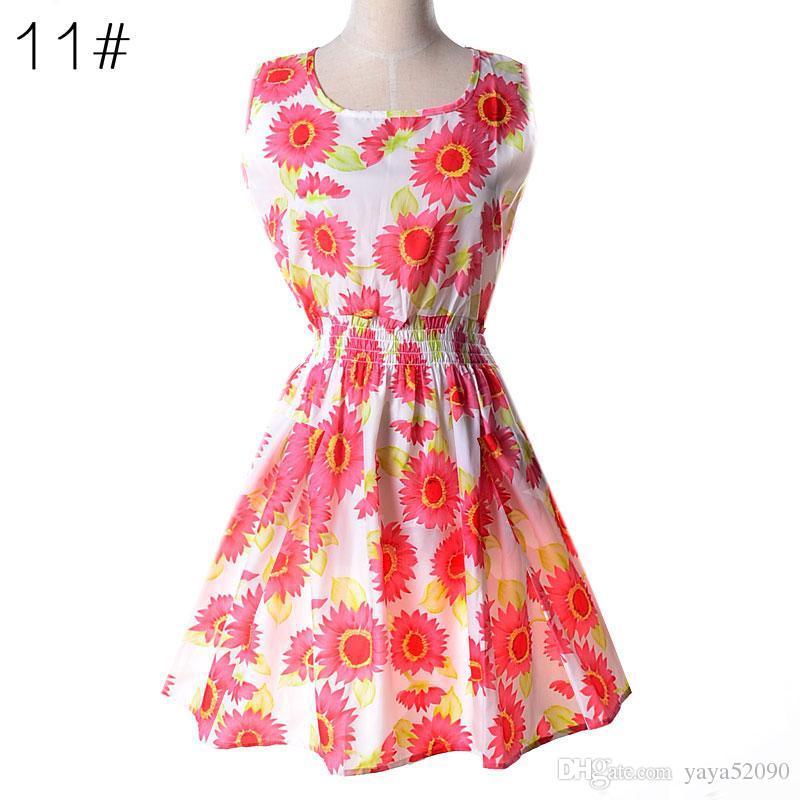 Новые моды женщин повседневные платья плюс размер дешевые Китай платье 19 конструкций Женская одежда мода рукавов Summe платье Бесплатная доставка