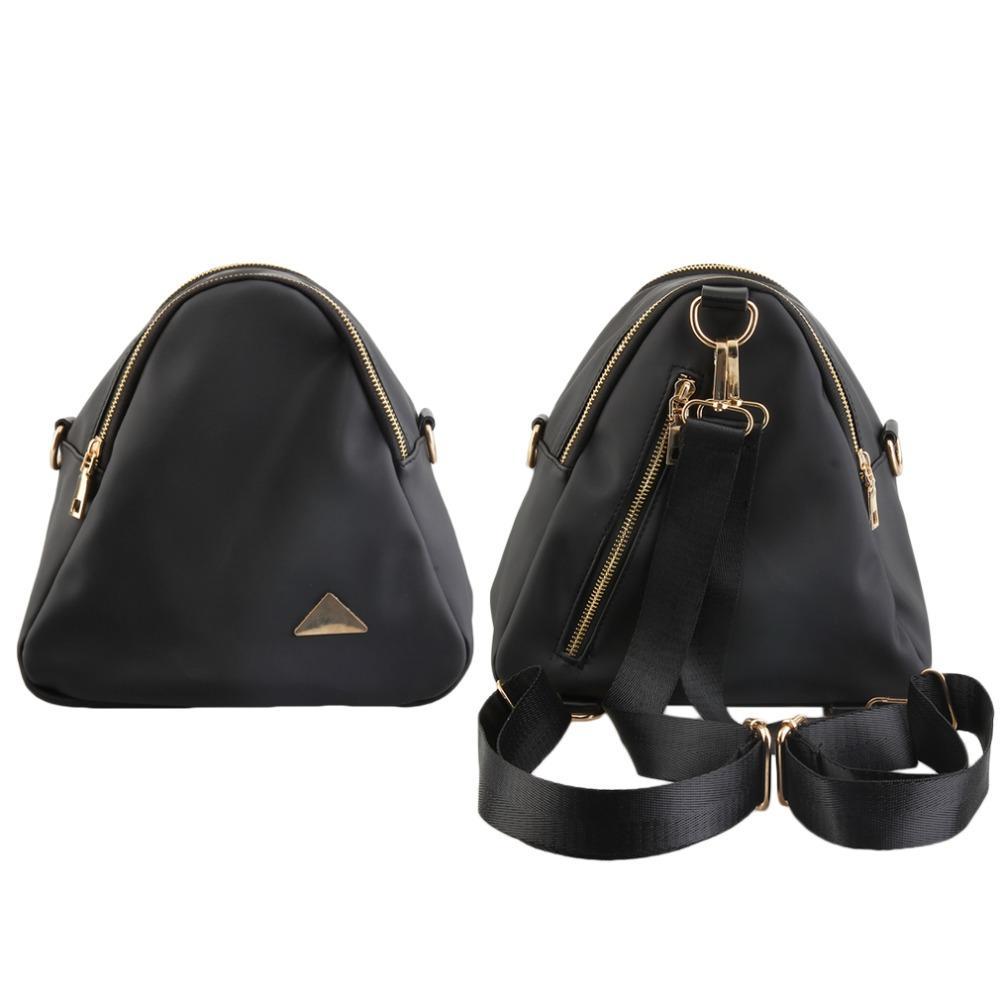 Fashion Women Mini PU Leather Small Backpack Female Solid Color ... afda7cbf53e9f