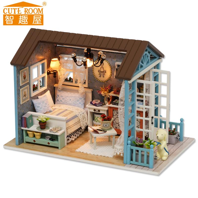 Miniature Furniture Decoration Accessories Toy 12 Dollhouse Miniatures Doll House Lighting Model can No Light Up 100% Quality 1
