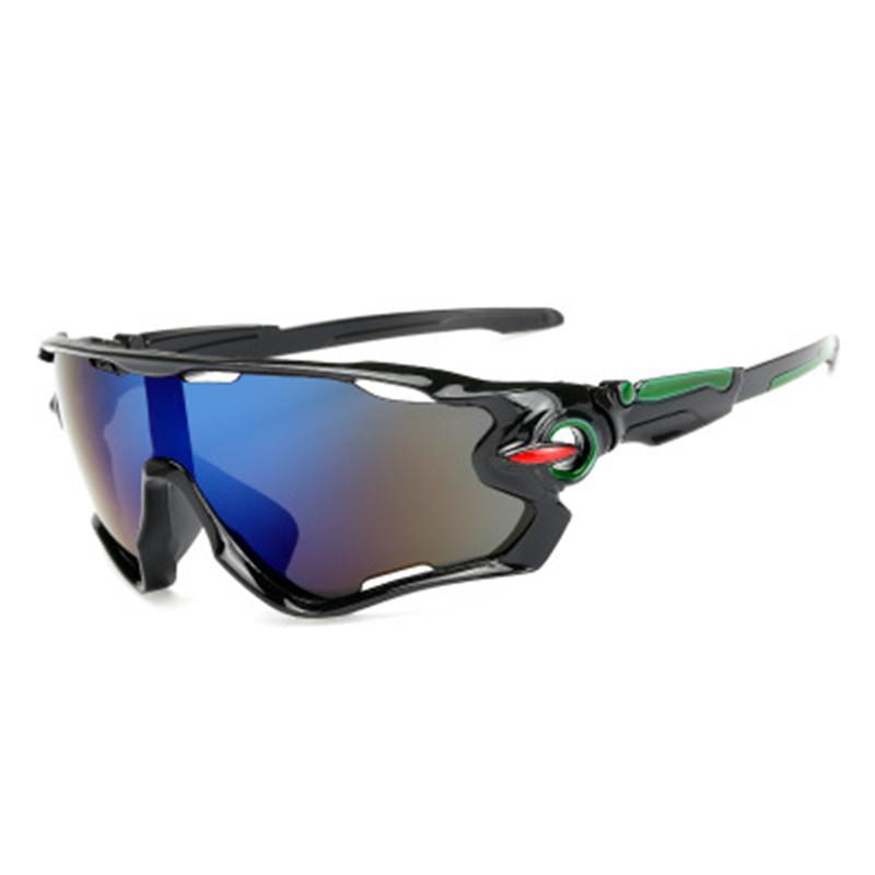 68a5eacca67bd Compre Nova Moda Ciclismo Óculos Esportes Óculos De Sol Ciclismo Óculos De  Sol Ao Ar Livre Das Mulheres Dos Homens De Bicicleta Óculos De Sol UV400 ...
