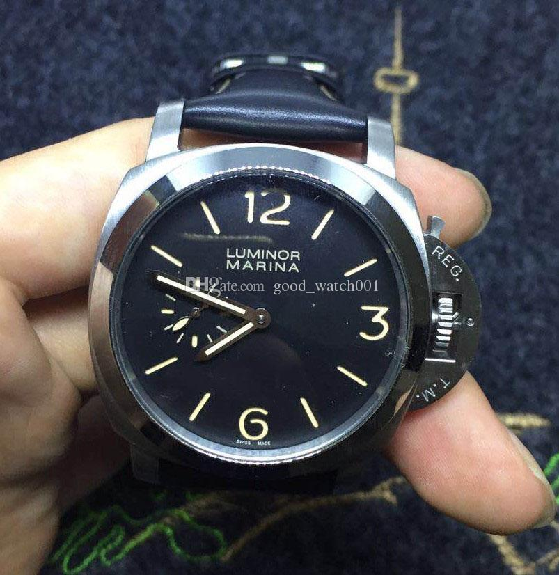 Aaa Top Selling Casual Sports Watch Men 44 Mm Stainless Steel 2813