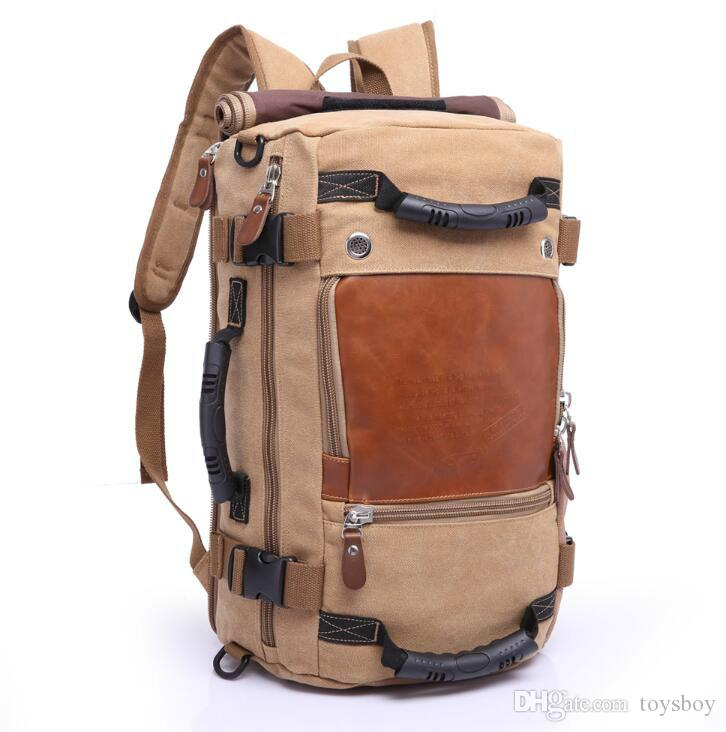 aa358c438aae Brand Stylish Travel Large Capacity Backpack Male Luggage Shoulder Bag  Computer Backpacking Men Functional Versatile Bags Tool Backpack Best Laptop  Backpack ...