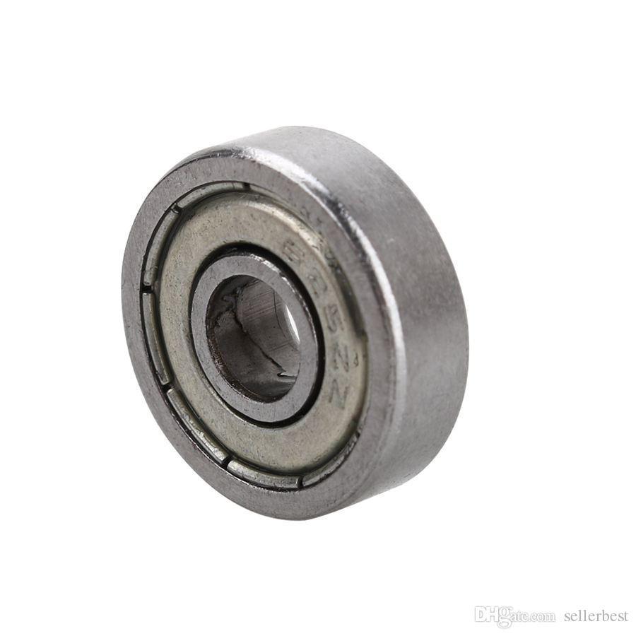 أجزاء الطابعة 3D 625ZZ / Set 5x16x5mm مصغرة الكرة الاخدود العميق واضعة لملحقات الطابعة