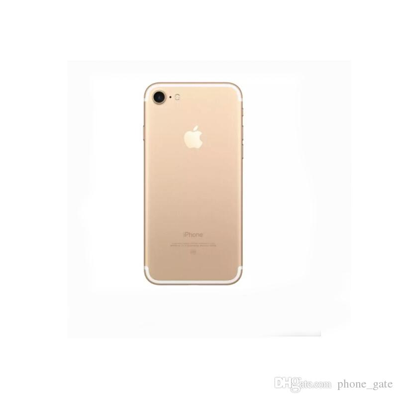 desbloqueado recondicionado apple iphone 7 4.7inch mobilephone 2RAM 32/128 GB ROM Quad-Core 4G LTE IOS iPhone7 Com Impressão Digital Desbloqueado SmartPhone