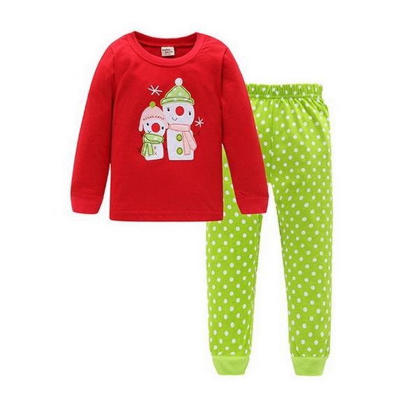 e311e9a6a613 New Kids Girls Pajamas Sets Princess Pyjamas Kids Pajama Infantil ...