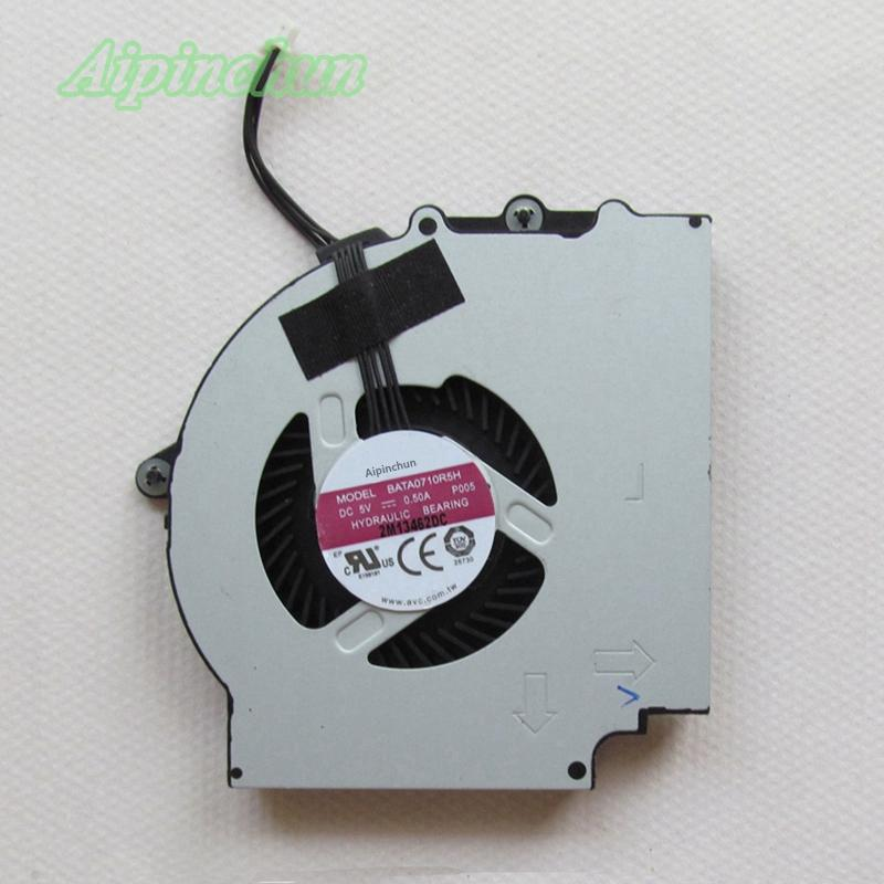 Aipinchun Original CPU Cooling Fan For Lenovo ThinkPad E431 E440 E531 E540  Cooling Radiator Laptop Fan
