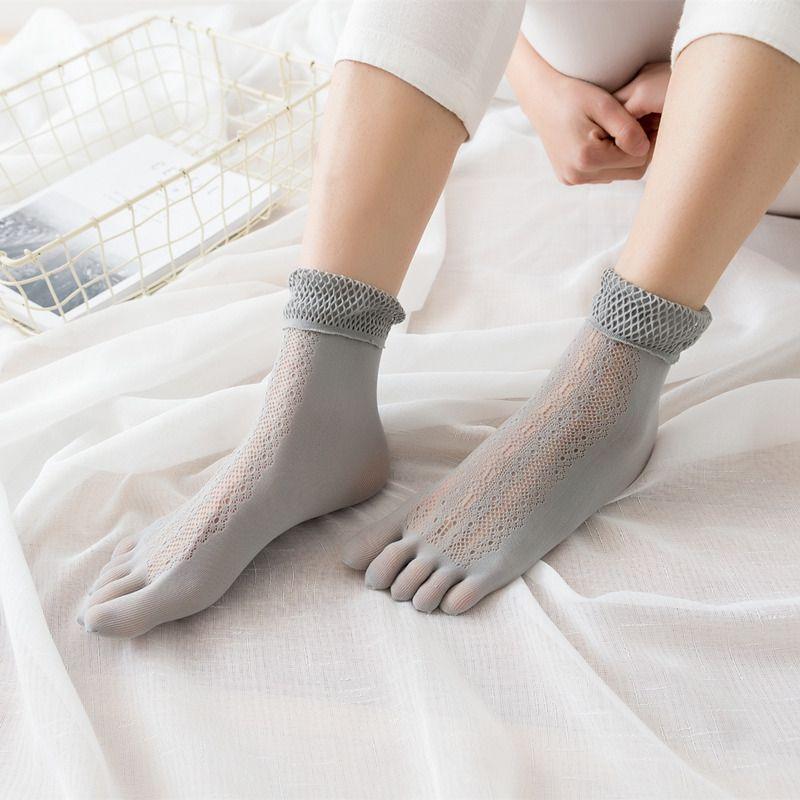 Sockenpantoffeln Marke Neue 5 Paar Weibliche Solide Low Cut Socken Kurze Socken Keine Zeigen Frauen Hausschuhe Frühling Sommer Baumwolle Damen Ankle Boot Socken Damensocken & Strümpfe