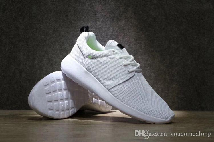 Nike Roshe one 1 I Chaussures de course en gros pas cher Causal Sneaker Discount Sport Sneakers Top New Outdoor Chaussures Femmes Hommes N 7 1