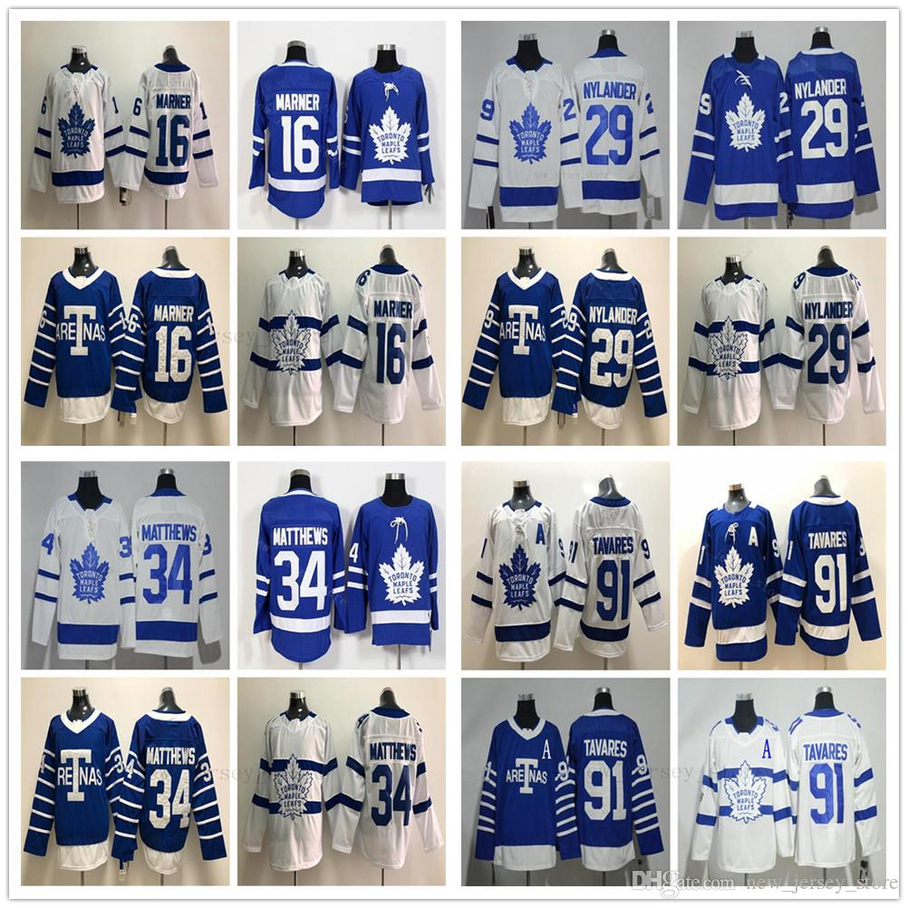 Toronto Maple Leafs Hockey 34 Auston Matthews Jersey Stadium Series ... a7a7a3997