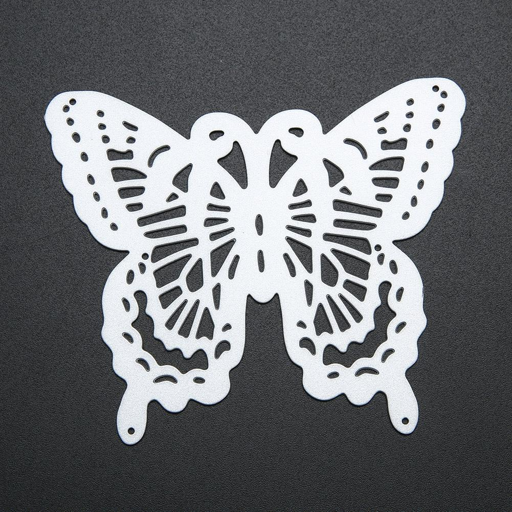Butterfly Cutting Dies Stencil for DIY Scrapbooking Photo Album Card Making Decoration Embossing Paper Card Craft Dies