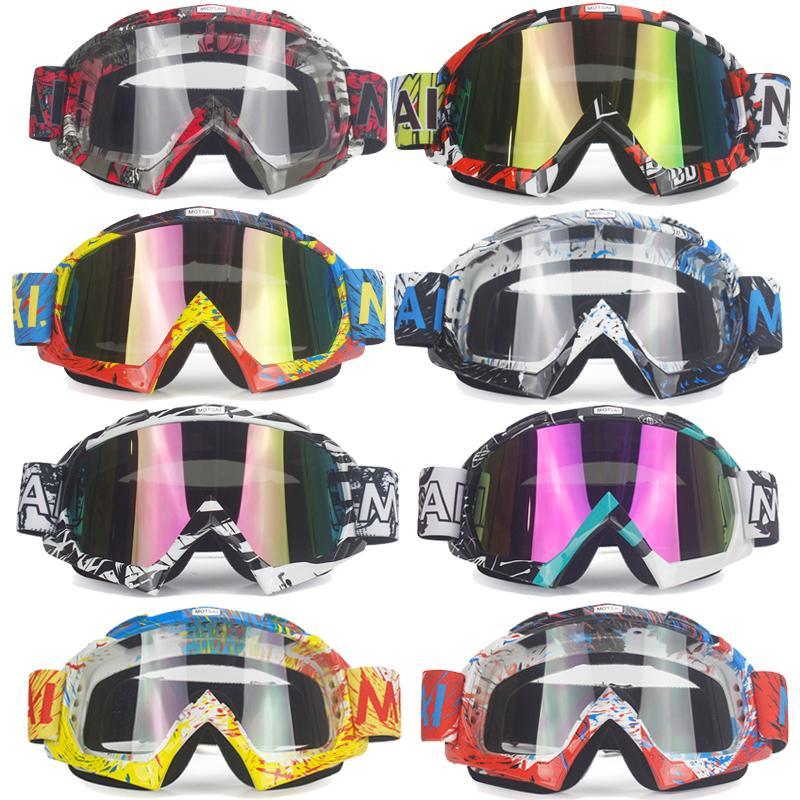fdbbb796622be Compre MOTSAI Óculos De Proteção Óculos ATV Motocross Motocross Óculos Off  Road Dirt Bike Óculos De Corrida Óculos Oculos Universal Face Mask De  Baixiangguo ...