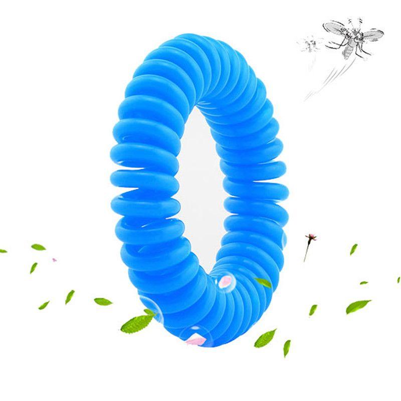 لون الحلوى البعوض repllent اليد سوار سلسلة outdoor fanshion مكافحة البعوض معصمه أداة للتخييم التنزه outdoors بالجملة