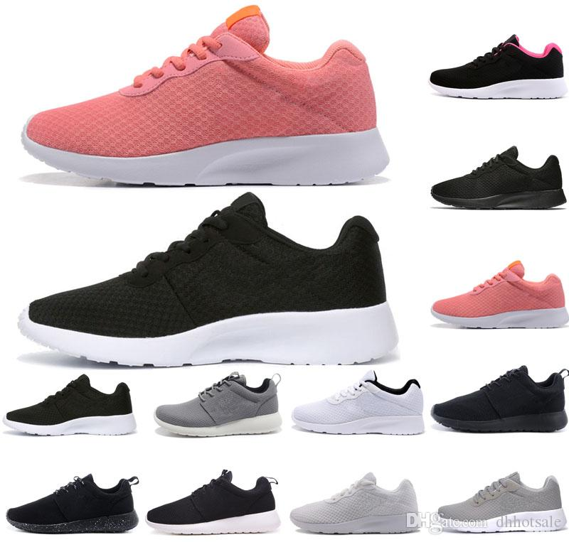 730a0810b Compre Nike Tanjun 3.0 London 1.0 Hombre Mujer Zapatos Triple Blanco Negro  Rosa Símbolo Azul Gris Rojo Entrenadores Para Hombre Diseñador Zapatos  Deportivos ...