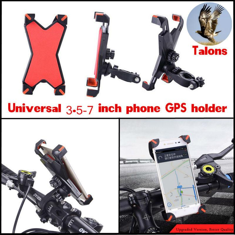 Bicycle Mobile Phone Holder Riding Mountain Bike Electric Bicycle