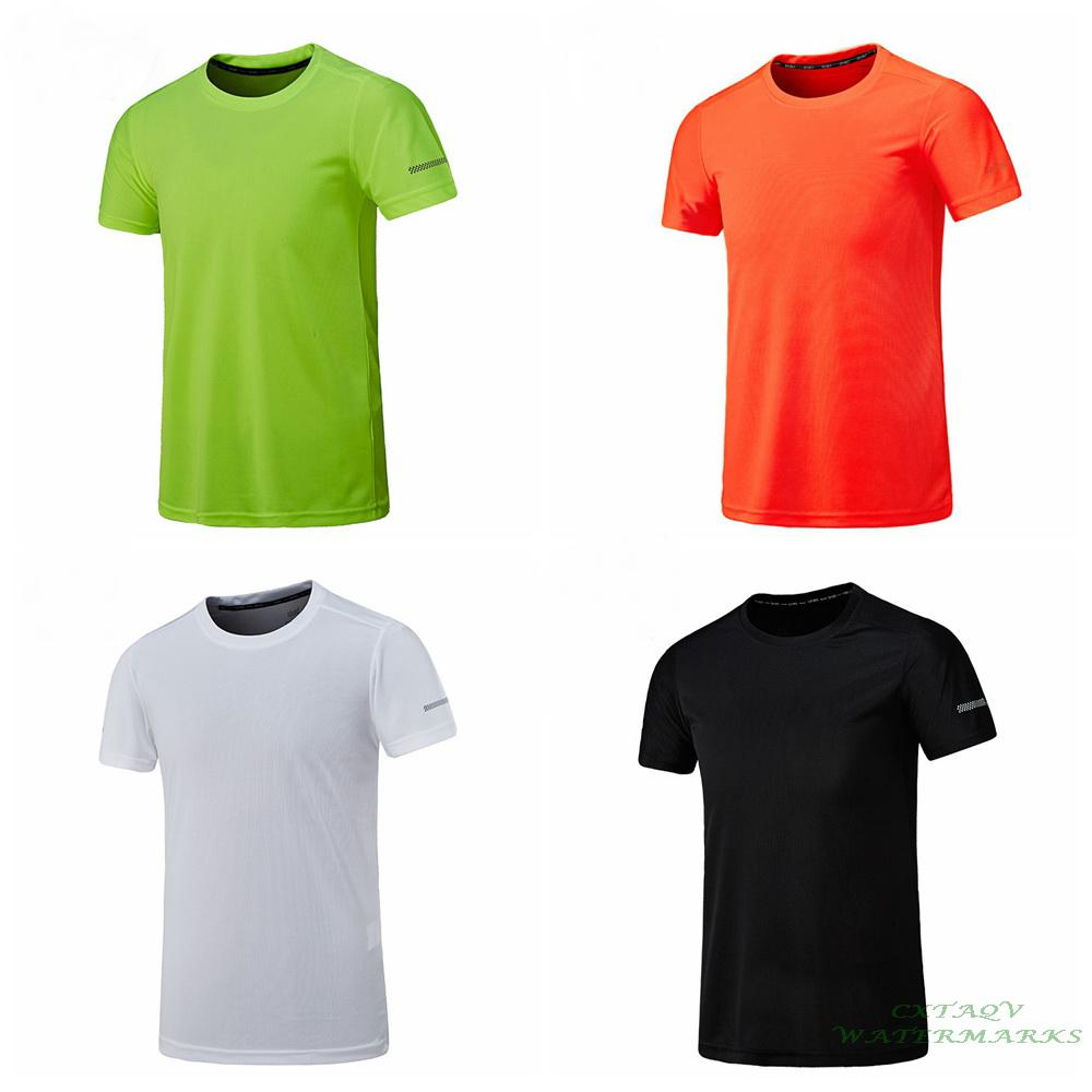 b19101c76 2019 2019 New Men S Sun Block Coolmax Lightweight Short Sleeved T Shirt  Outdoor Sports Breathable Quick Dry Shirts Plus Size 5XL 6XL From Cbaoyu
