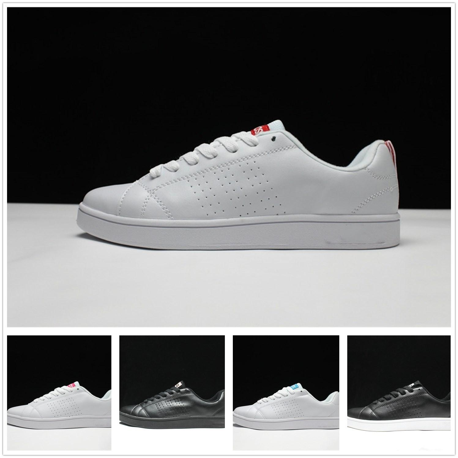 f18bbff047f 2018 NEO Label ADVANTAGE CLEAN QT Unisex Skateboarding Shoes ...