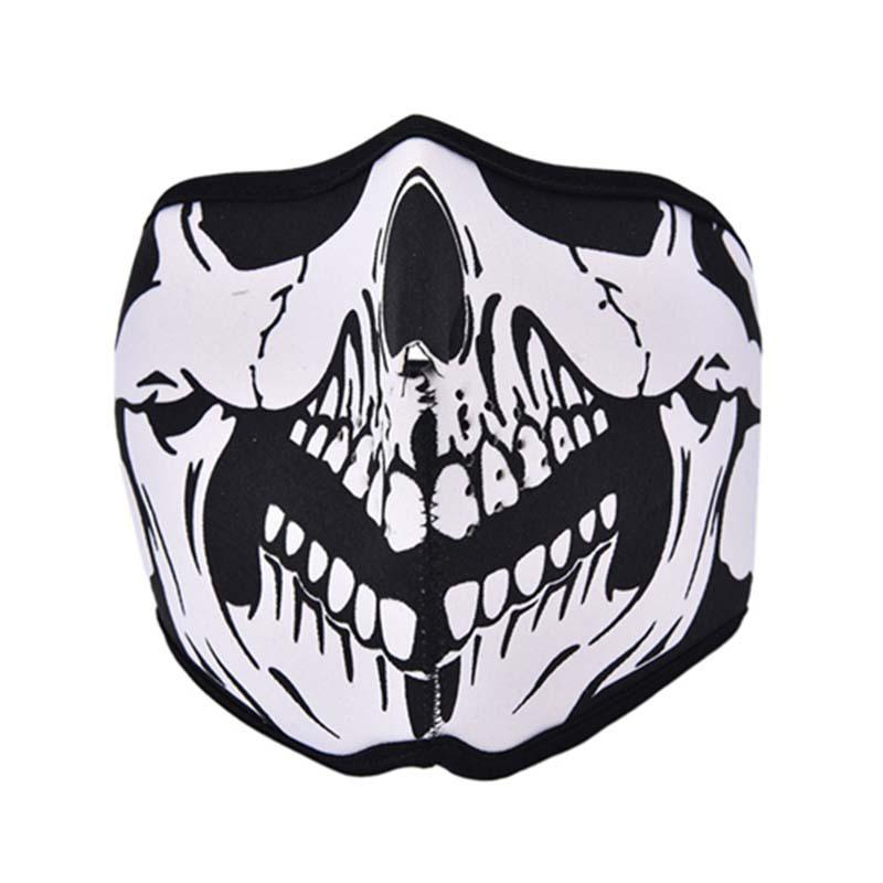 Cycling Face Masks Outdoor Windproof Cycling Motorbike Half Full ... afc8cc9eb3