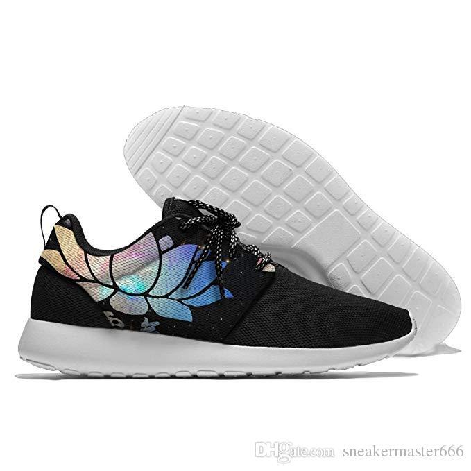 Acquista Versione Cinese Di Reiki Lotus Gift Lover Men Mesh Traspirante  Scarpe Da Corsa Sport Tempo Libero Sneakers A  58.89 Dal Sneakermaster666  09ef139e71d