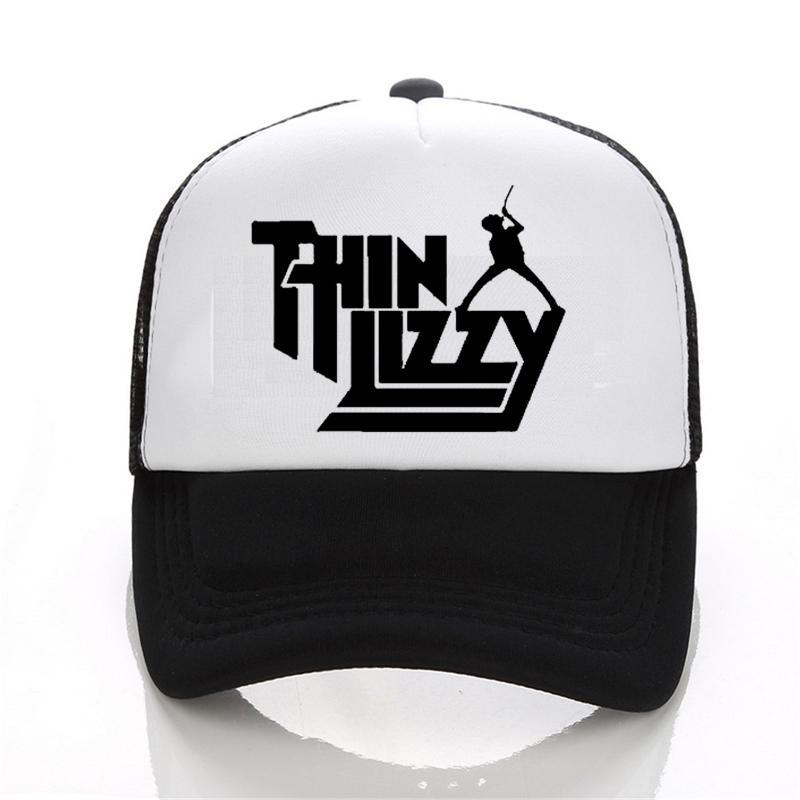 Heavy Metal Rock Band Thin Lizzy Baseball Cap Men Music Pop Mens Trucker Cap  Mesh Net Trucker Caps Hat Men Women Hats For Sale Neweracap From  Qupeng9165 191fe758ab6