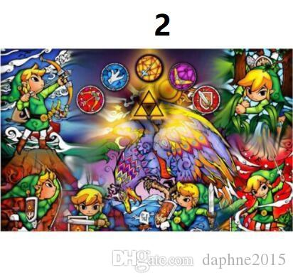 6dd0f3968a 2019 Zelda 5d Diamond Painting Kits Full Round Square Art Cartoon Mosaic  Poster Embroidery Set Anime Rhinestone Pasted Needlework Craft Kids Gift  From ...