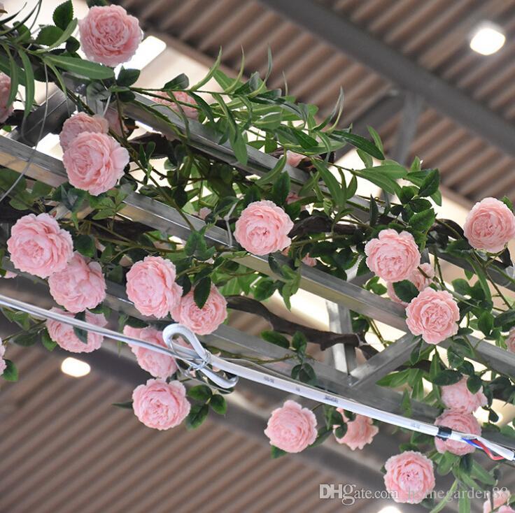Silk flowers for wedding artificial flower wedding bouquet roses dahlias fall vivid fake leaf wedding flower bridal bouquets decoration