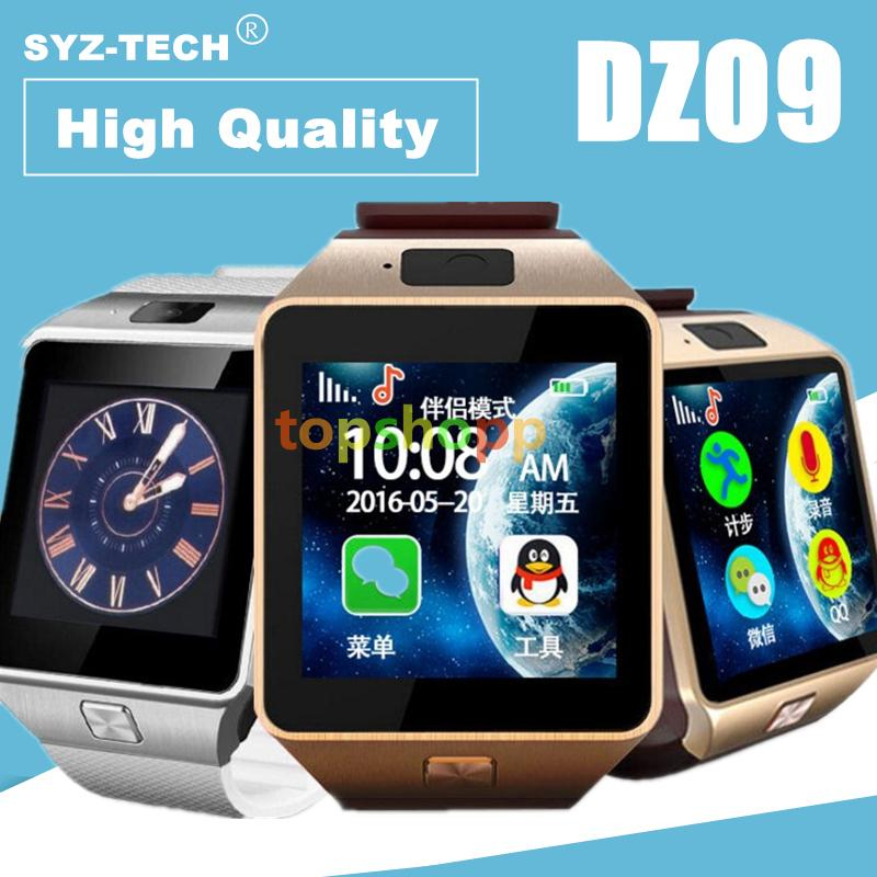 0ef751e9580fa Comprar Reloj DZ09 Reloj Inteligente Bluetooth Con Cámara GT08 A1 U8 Reloj  Inteligente Android Relojes Inteligentes Para Apple Teléfono Samsung Relojes  ...