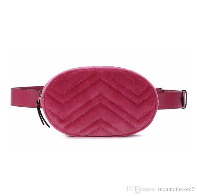 New Luxury Handbags Women Bags Designer Waist Bag Fanny Packs Lady S Belt  Bags Women S Famous Brand Chest Handbag Shoulder Bag Purse Man Bags Satchel  Bags ... 70b9df553a9ff