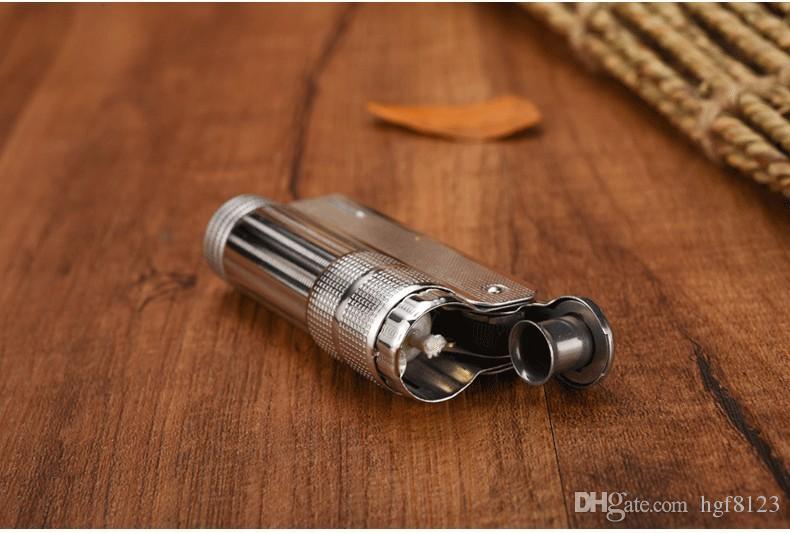 Новый зажигалка нет топлива старинные подлинной IMCO 6700 зажигалка из нержавеющей стали старый бензин зажигалка, мужчины прикуривателя