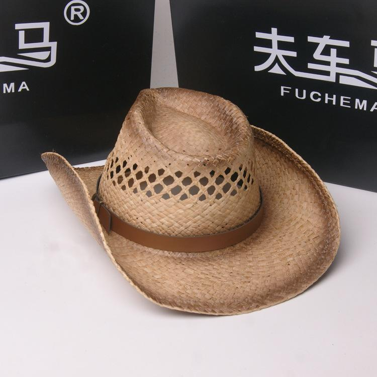 2018 Summer Men s Straw Hat Or Sun Hat Has a Broad Brim Brim And a Folding  Outdoor Beach Panama Hat. Hollow out Casual Hat Online with  14.21 Piece on  ... dd8a9be408f