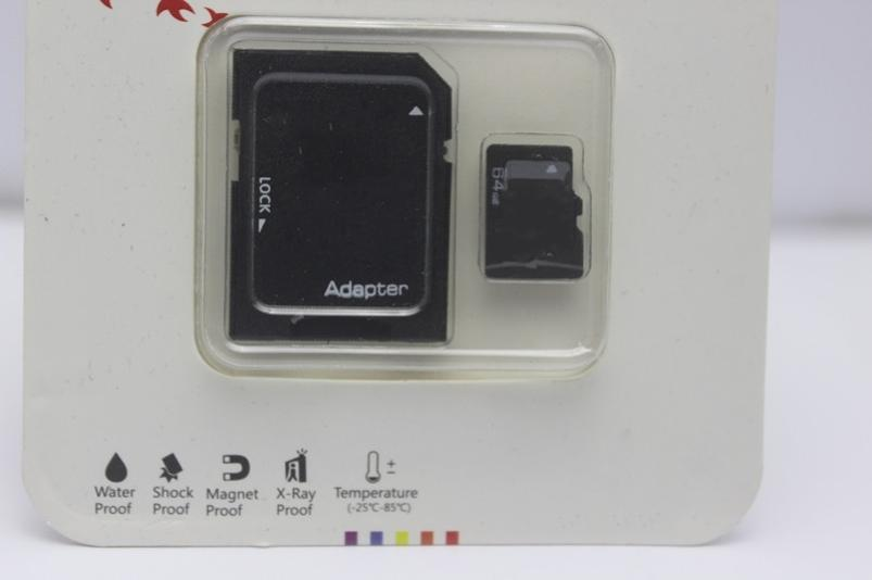 Hot dhl ADATA 16GB 32GB 64GB Class 10 Micro TF Memory Card with SD Adapter Retail Package