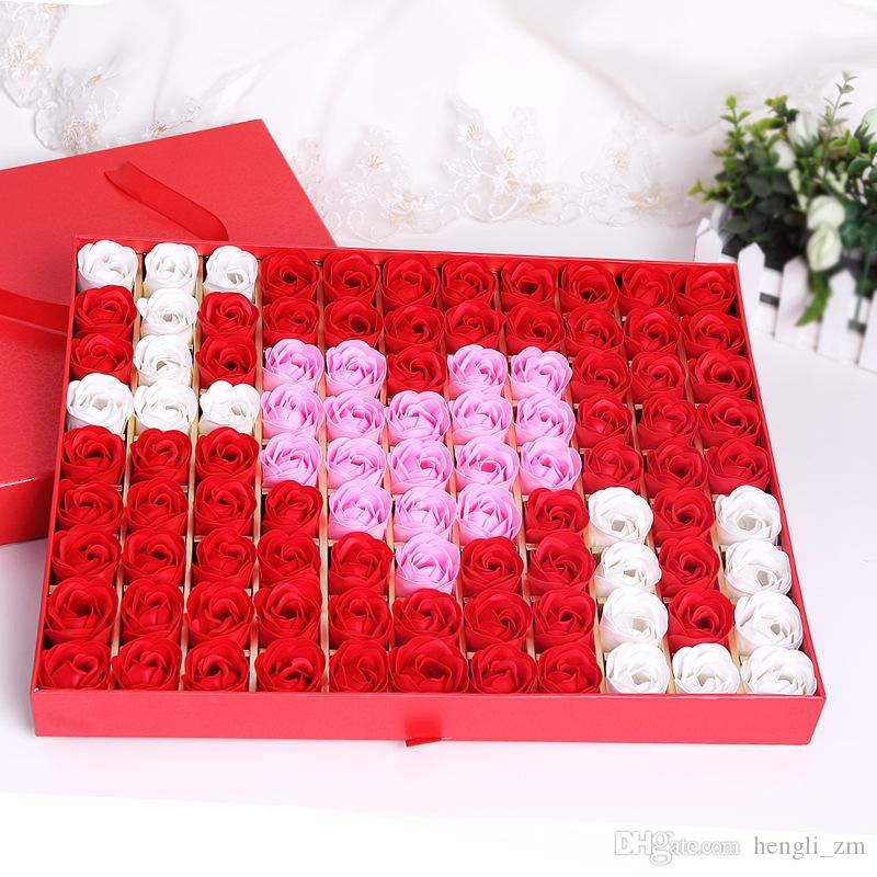 2019 99 Chinese Valentineu0027S Day Romantic Birthday Gift Girl Creative Soap Eternal Rose Soap Bouquet Gift Box With Base From Hengli_zm $20.0 | DHgate.Com  sc 1 st  DHgate & 2019 99 Chinese Valentineu0027S Day Romantic Birthday Gift Girl Creative ...