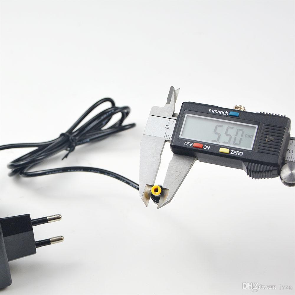 LED Driver fonte de alimentação 12 V 2A 24 W UE Plug Adapter Converter para RGB LED Transformadores de luz de Tira interruptor AC 90-240 V
