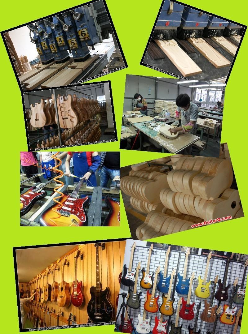 도매 최고의 품질 Hofner 맞춤 상점 여행 블루베이스 일렉트릭 기타 중국어 공장