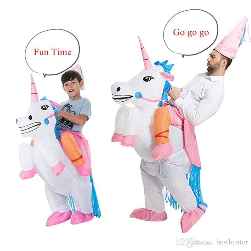 Kooky Spooks - 1980s Inflatable Head Halloween Costume ...