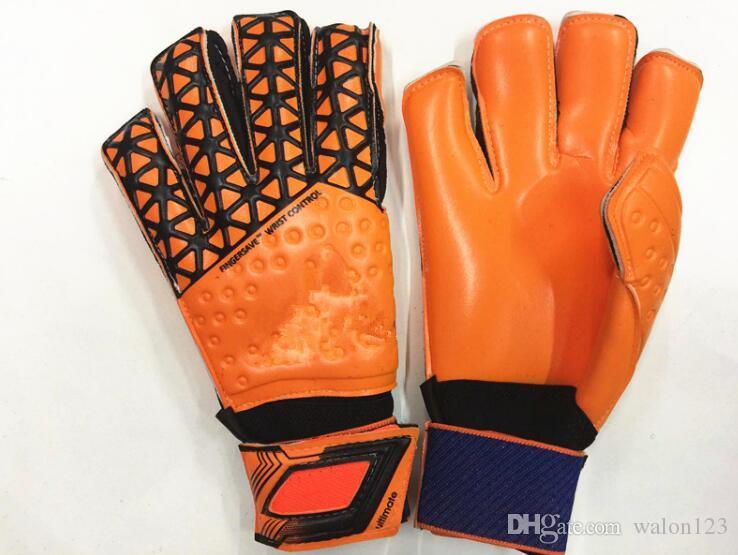 Guanti da calcio in lattice di calcio di i guanti da calcio in lattice Guanti da calcio professionali nuovi guanti Soccor Ball Spedizione gratuita