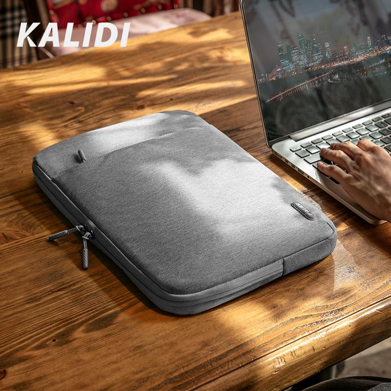 3d145e5b2e11 KALIDI Laptop Sleeve Bag 11.6 12 13.3 14 15.6 inch NotSleeve For Macbook  Air Pro 13 15 Asus Sleeve Men Women
