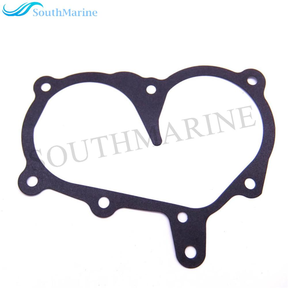 Boat Motor Intake Manifold Gasket 350-02104-2 350021042M fit Tohatsu Nissan  Outboard Engine NS M 9 9HP 15HP 18HP 2-stroke, 2cyl