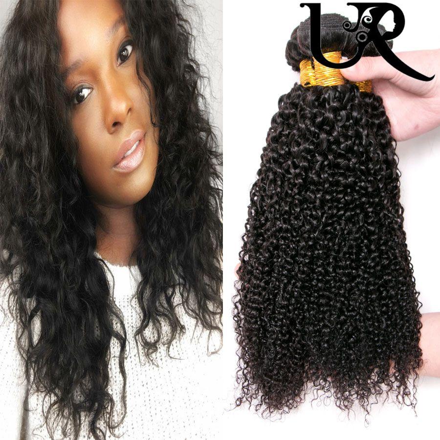 Cheap Afro Kinky Curly Hair Extensions 8A Brazillian Mink Hair Weave Black  Women 8 28inch Unprocessed Virgin Hair Natural Black Real Human Hair Weave  Human ... de8eb50a87