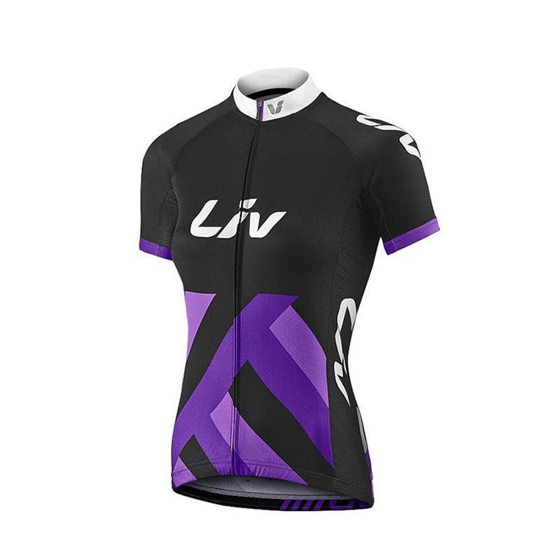 2018 LIV Pro Team Cycling Jersey Size XS-3XL Short Sleeves Bike Wear ... 869cde25f