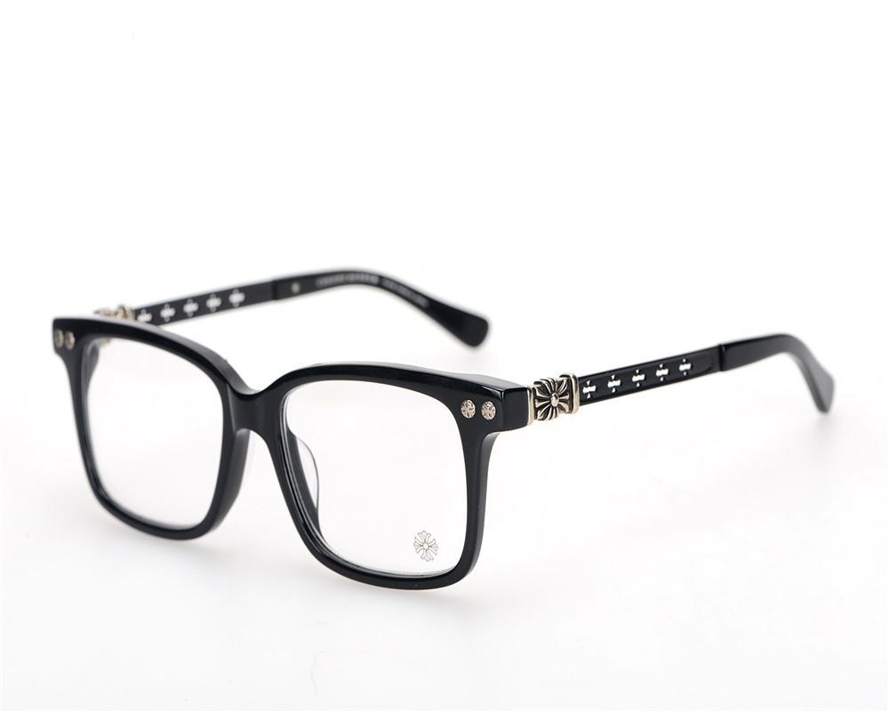 efa1dcf3908 EYELOOK Unisex Fashion Acetate Full Rim Leopard Optical Myopia ...